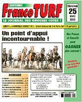 Le complément idéal à votre magazine mensuel : le Quotidien numérique FRANCE TURF
