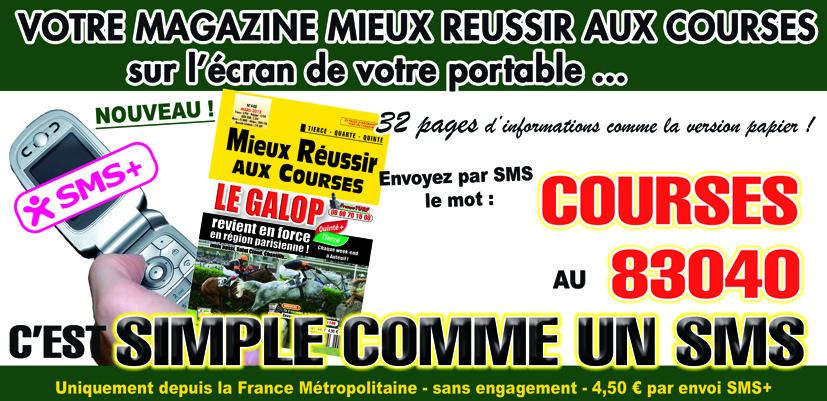 Téléchargez le magazine Mieux Réussir aux Courses et Derby Tiercé, sans abonnement, c'est possible !